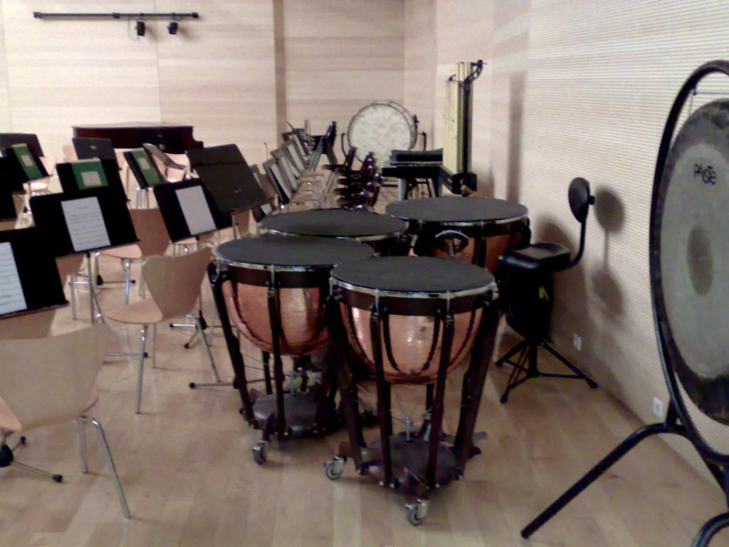 συσκευασμένα μουσικά τύμπανα